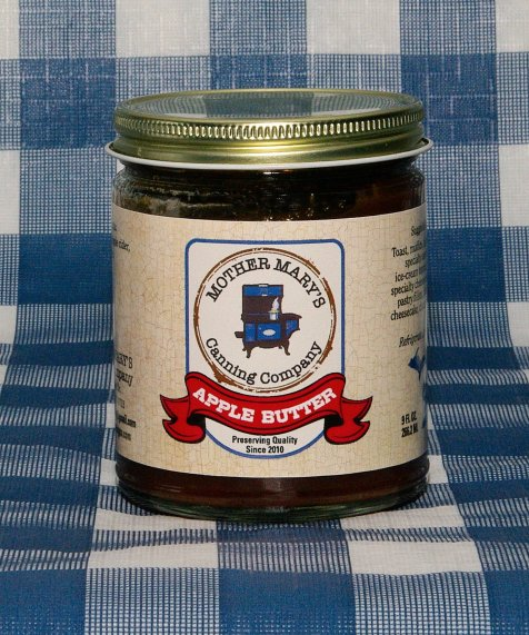 RZ Pond7569 Apple Butter